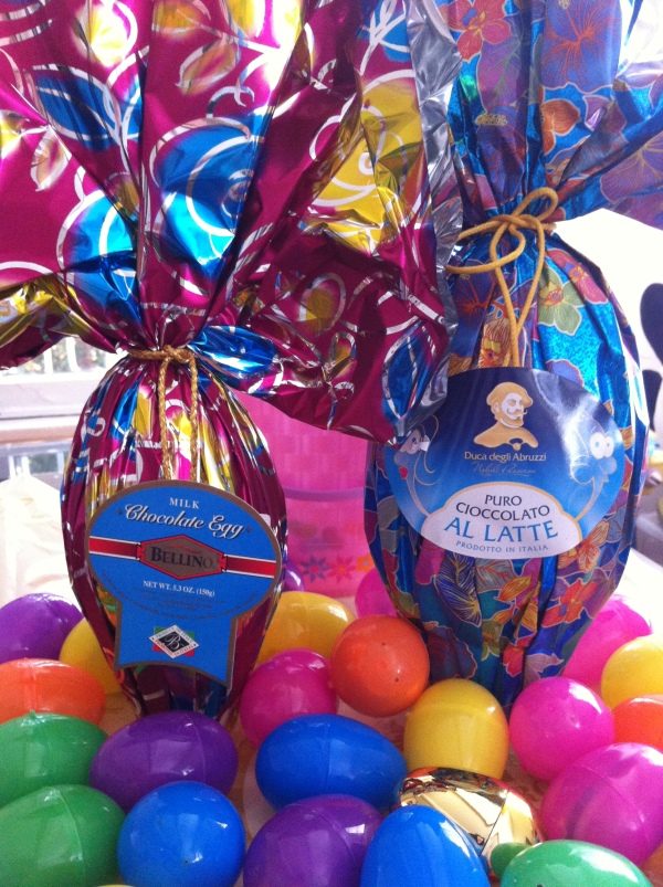 Italian traditional Easter