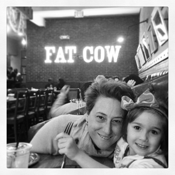 The Fat Cow (at the Grove, Los Angeles)
