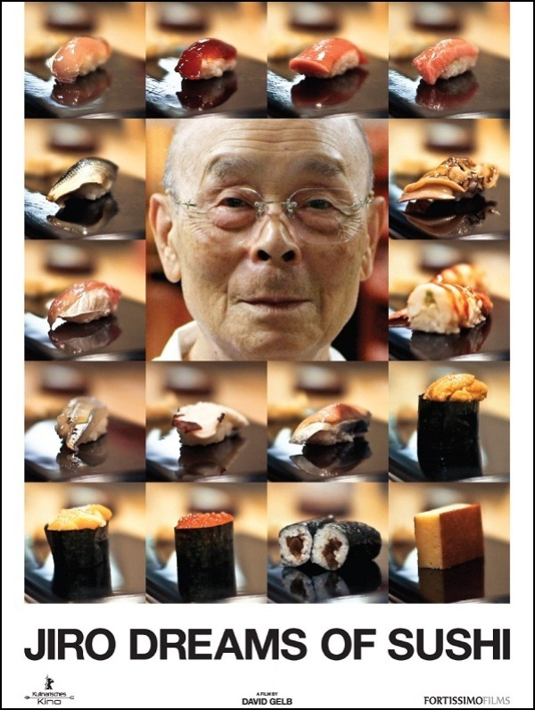 Jiro Dreams of Sushi (2012)