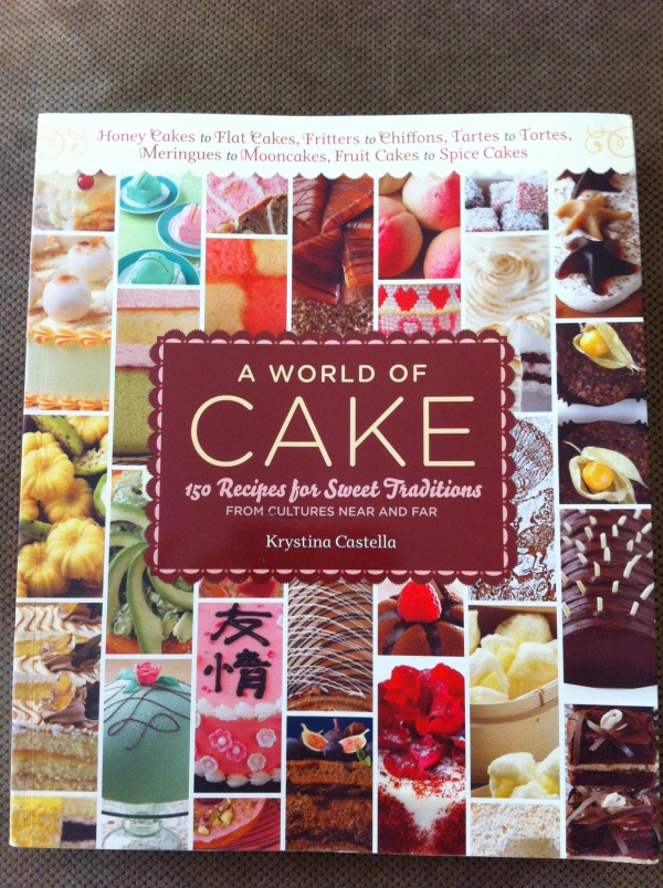 A World of Cake by Krystina Castella