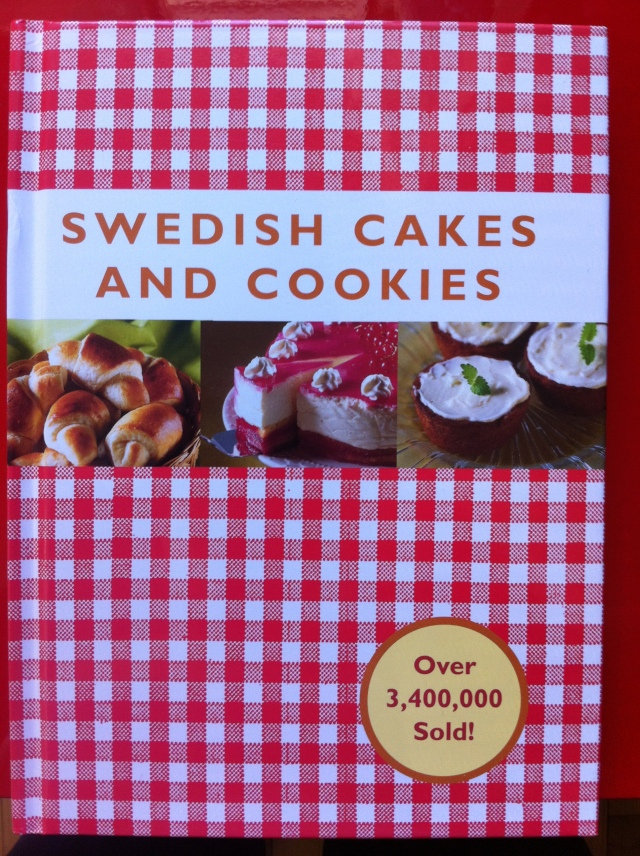 Swedish Cakes and Cookies ( 2008 Skyhorse Publishing)