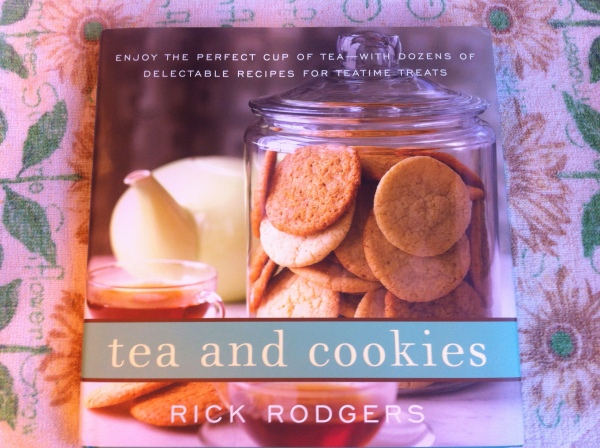 Tea and Cookies by Rick Rodgers