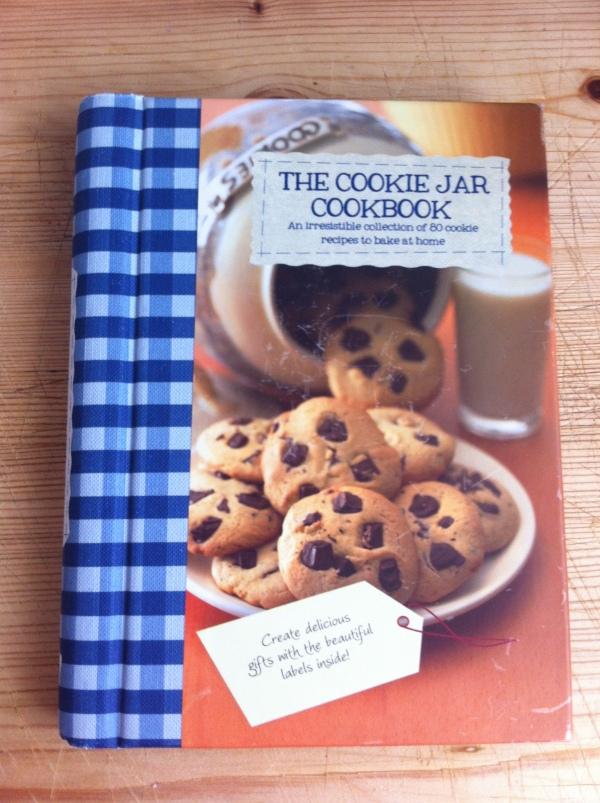 The Cookie Jar Cookbook by Love Food 2011