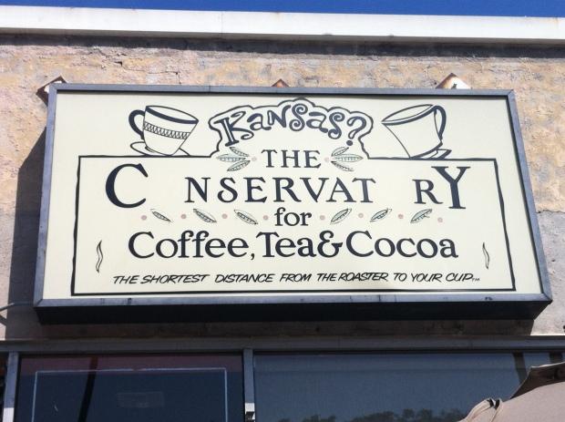Conservatory for Cofee,Tea & Cocoa (Culver City, CA)