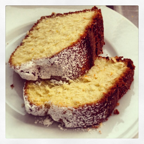 History Of The Pound Cake