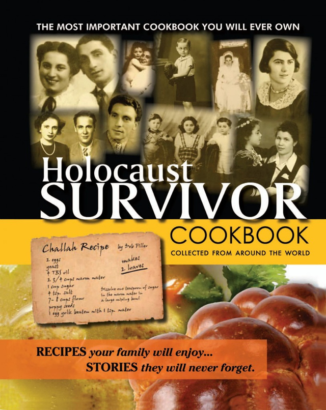 Holocaust Survivor Cookbook, Collected From Around the World by Joanne Caras