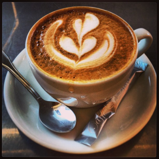 Caffe Luxxe (Brentwood Country Mart, Los Angele CA)