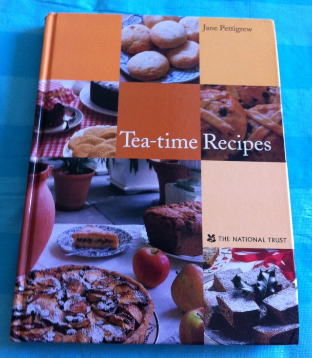 Tea-time recipes by Jane Pettigrew