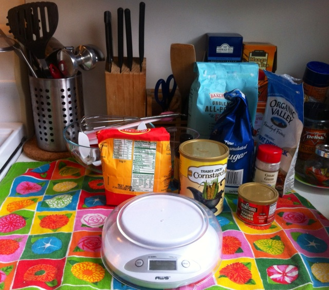 Ready For Another Lovely Baking Afternoon =)
