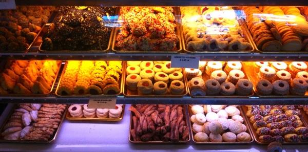 Elat Pastry Cafe (Pico-Robertson, LA)