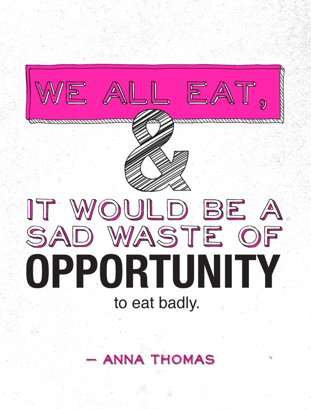 Quote By Anna Thomas