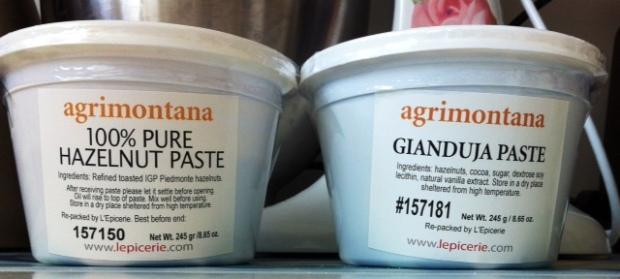 Agrimontana Hazelnut And Gianduja Paste
