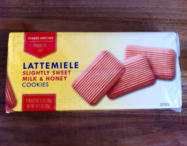 Lattemiele Cookies By Trader Joe's