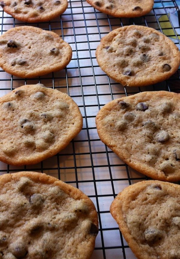 Jumbo Chocolate Chips Cookies By Angelica