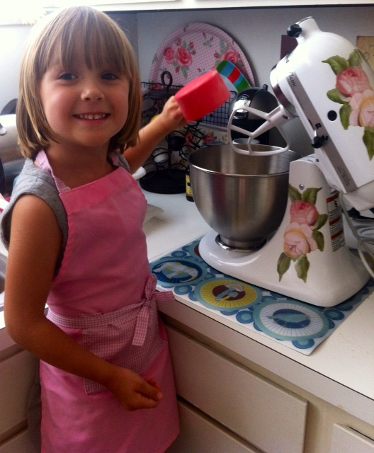 My Sous-Chef Angelica