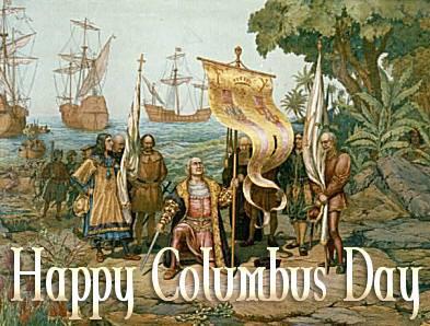 Happy Columbus Day !!!