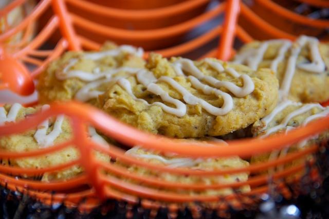 pumpkin cookies1
