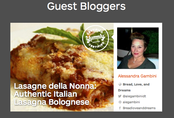 Bread Love And Dreams Is Now A Yummly Certified Blog