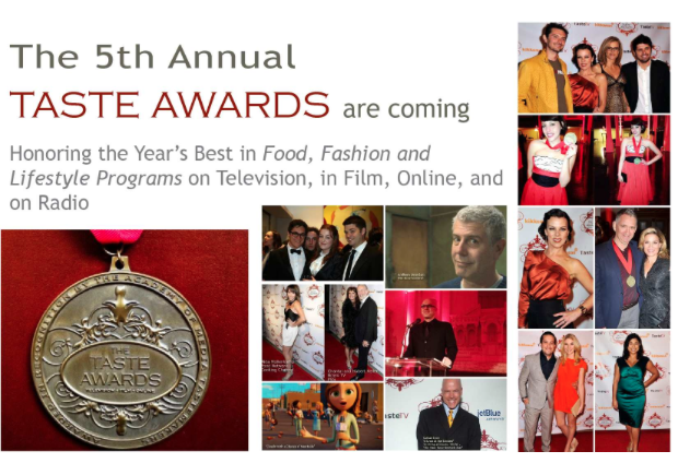 Vote & Share for A World Of Sweets @ The Taste Awards 2013