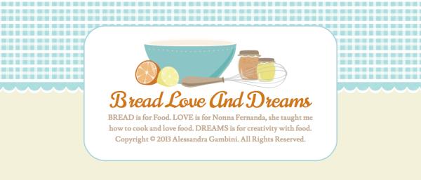 Bread Love And Dreams's Makeover