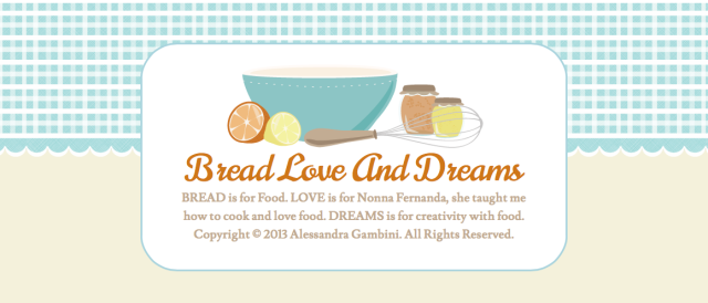 Bread Love And Dreams's Makeover