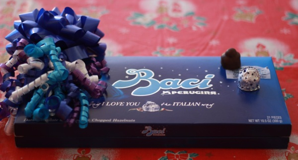 Baci Perugina (Chocolate Kisses)
