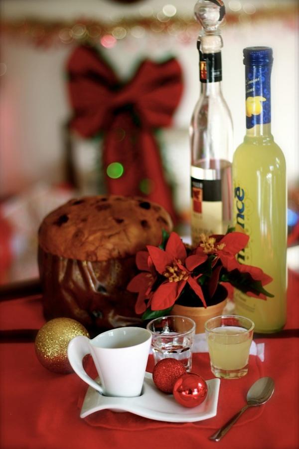 My Family's Christmas Recipes : Caffe' & Ammazzacaffe