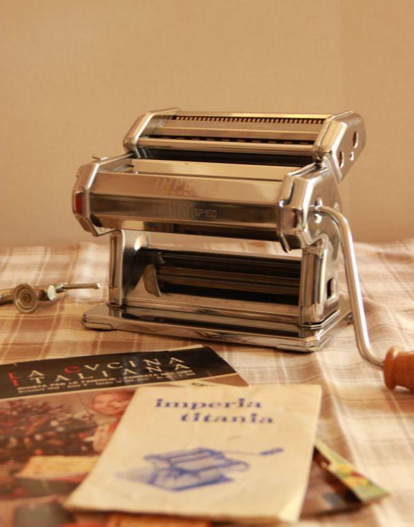 Nonna Nanda's Imperia Pasta Machine