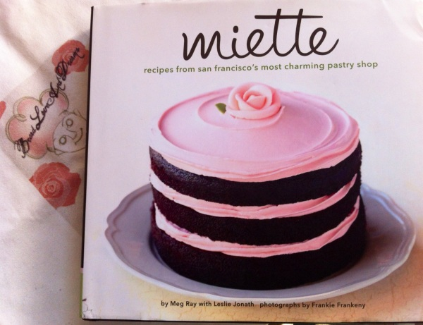 MIette By Meg Ray with Leslie Jonah (Chronicle Books Publishing)