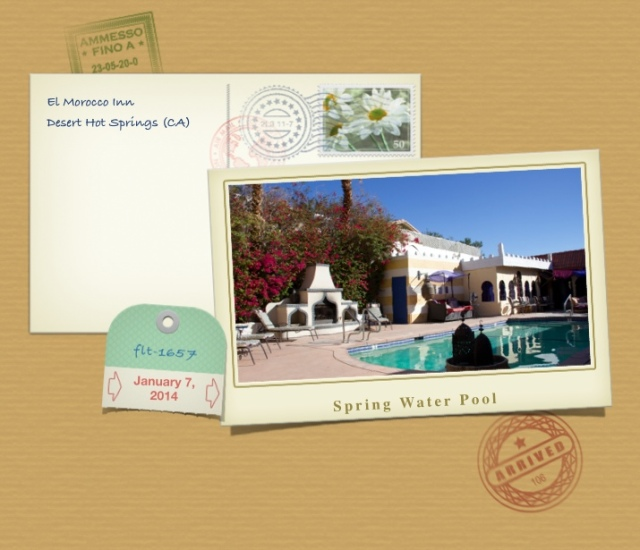 El Morocco Inn & Spa, Desert Hot Springs (CA)
