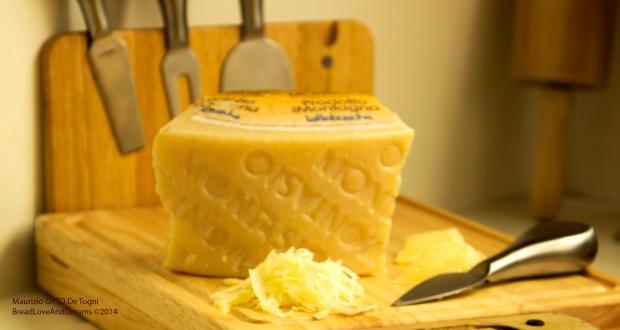 Montasio Cheese DOP