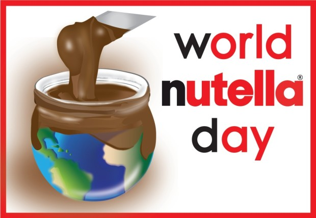 February 5th Is The World Nutella Day!!!