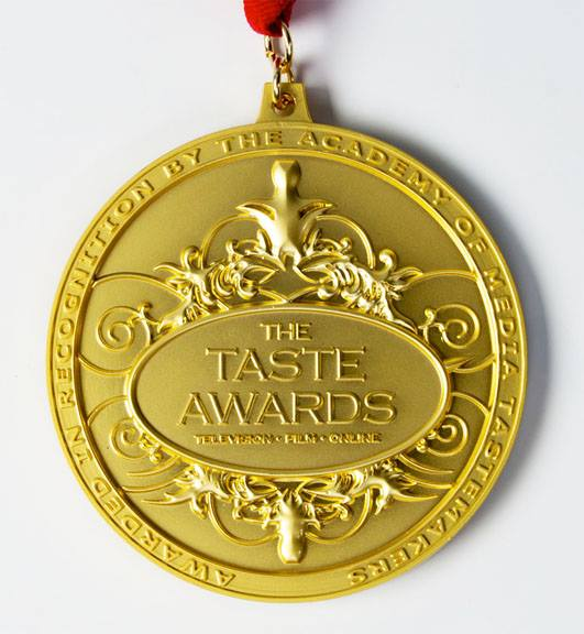 logo taste awards