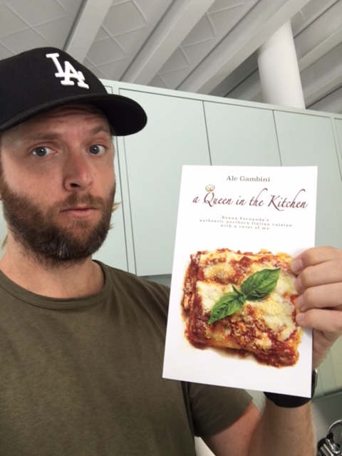 James Valentine and the book copy
