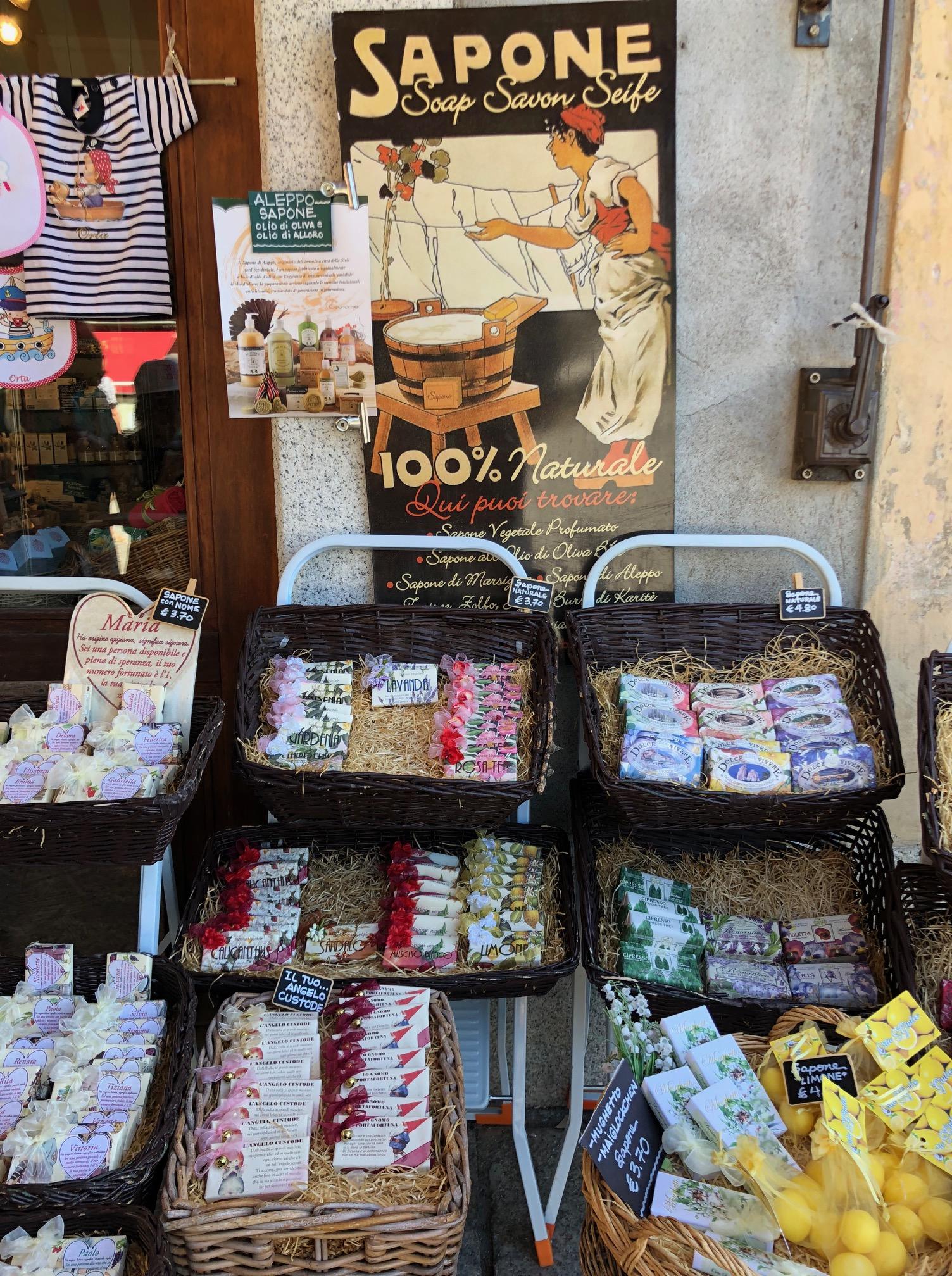A Queen In The Kitchen – Estate Italiana: Orta-San Giulio